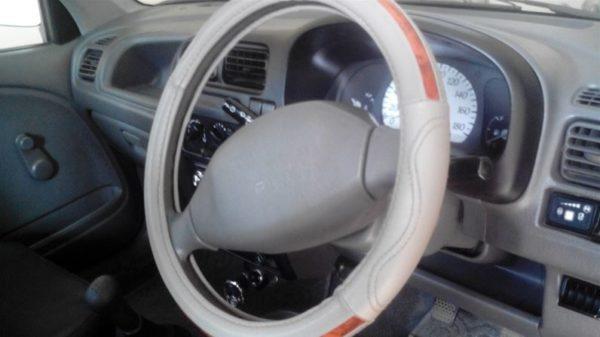 Suzuki Alto VX VXR interior cabin view