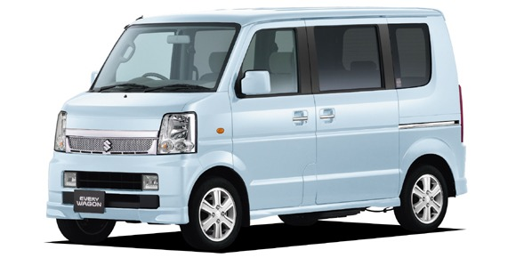 Suzuki Every Wagon feature image