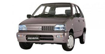 Suzuki Mehran title image
