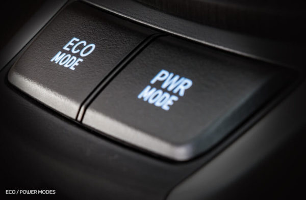 Toyota fortuner 2nd generation driving modes