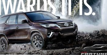 Toyota fortuner 2nd generation feature image