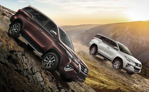 Toyota fortuner 2nd generation title image