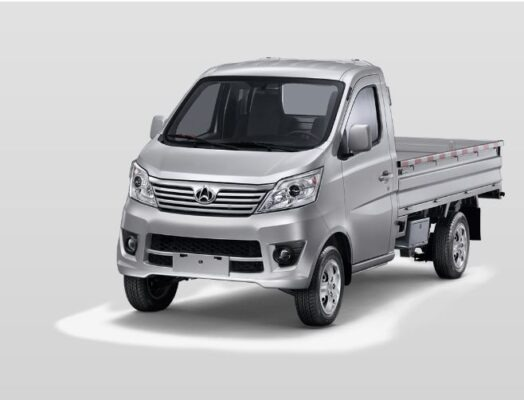 2020 M9 Pickup Truck front view