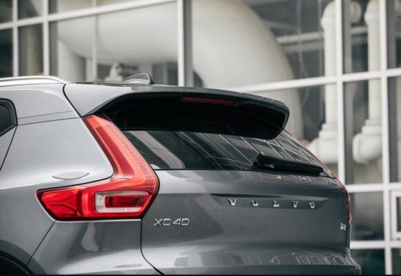 2020 Volvo XC40 Rear Close View