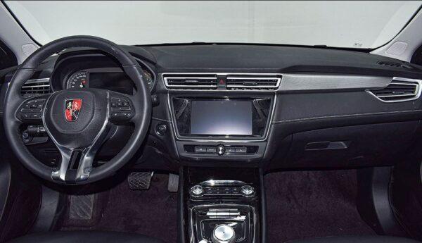 2021 SAIC Roewe EI5 EV interior view