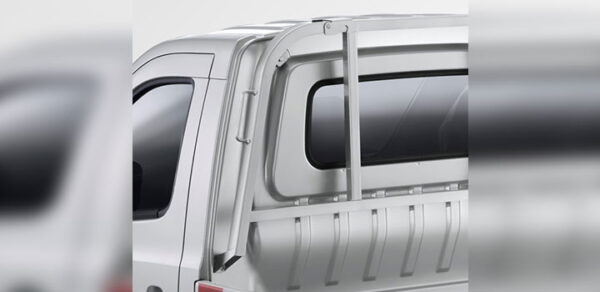 Changan M9 Pickup Truck cargo crash cage handler