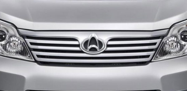 Changan M9 Pickup Truck front grille close view