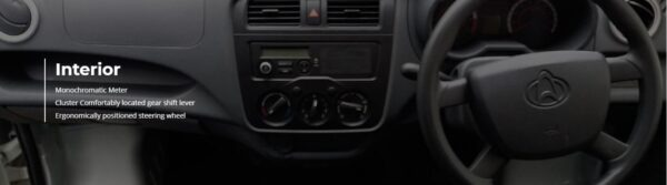 Changan M9 Pickup Truck interior