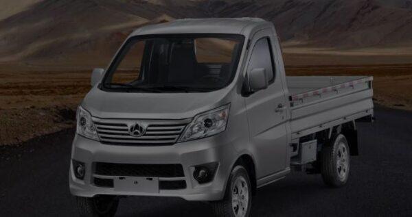 Changan M9 Pickup Truck title image