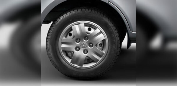 Changan M9 Pickup Truck wheels view