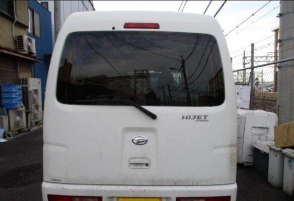 Daihatsu Hijet Rear view