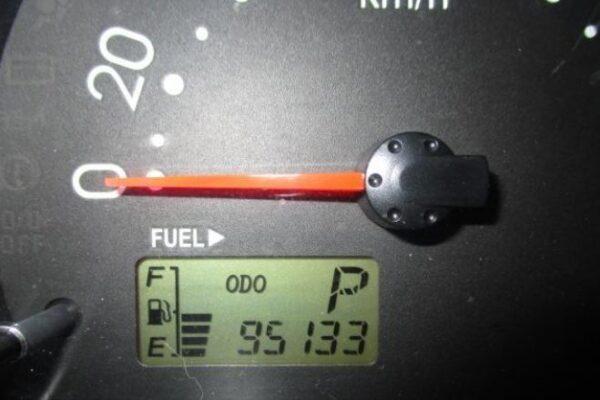 Daihatsu Hijet speedo meter and digital trip meter