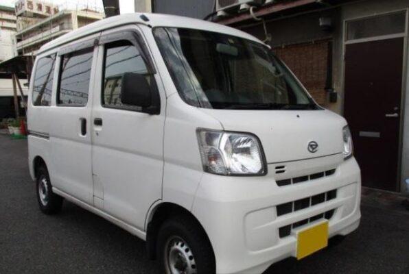 Daihatsu Hijet title image