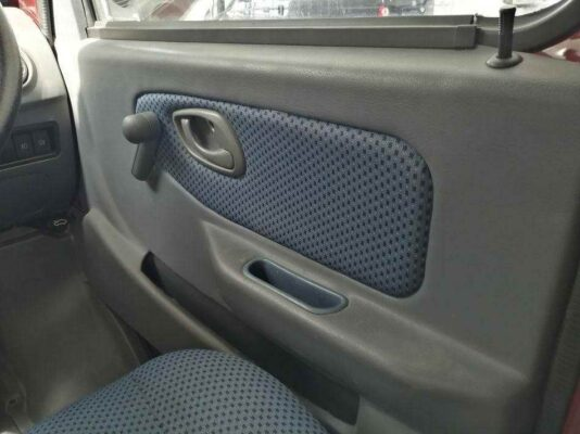 FAW XPV door interior panels
