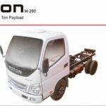 Info Foton M280 Aumark Truck Standard 2020 Pakistan