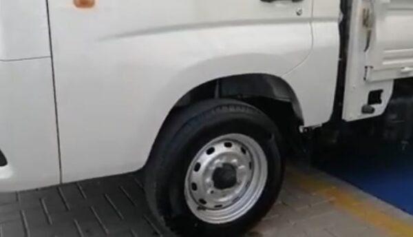 Foton TM 3H wheels view