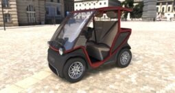 Info Squad Solar City Car 2 Seated 2021 USA