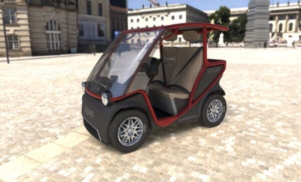 squad Solar City Car Feature image