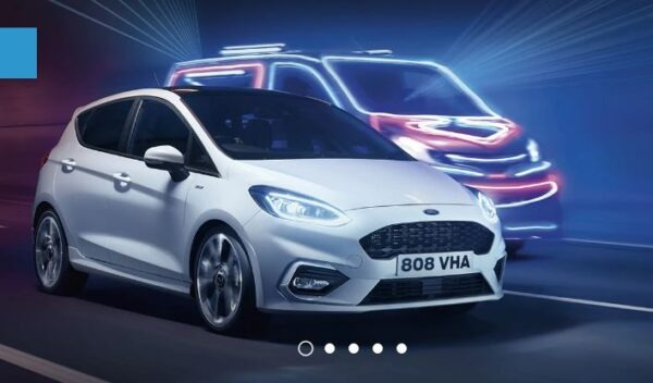 2021 Ford Fiesta feature image