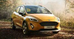 Info Ford Fiesta ST Line 2021 USA