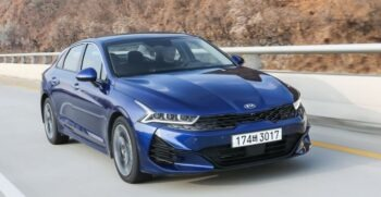 5th Generation KIA optima K5 feature image