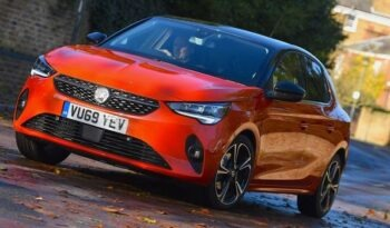 6th Generation Vauxhall corsa feature image