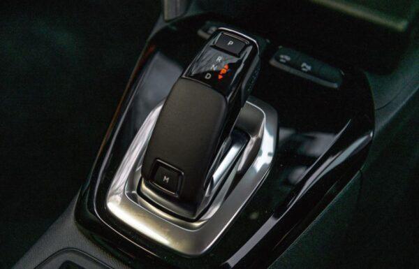 6th Generation Vauxhall corsa transmission view