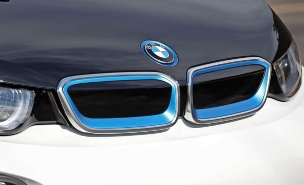 BMW i3 REX front grille