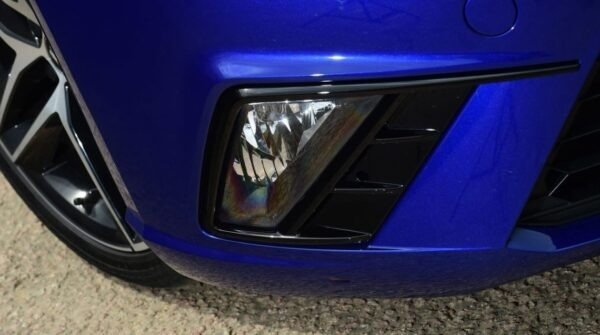 SEAT Ibiza 5th Generation fog lamps view