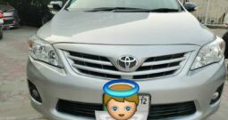 Certified Used Toyota Corolla Altis 2012 For Sale in Lahore Pakistan