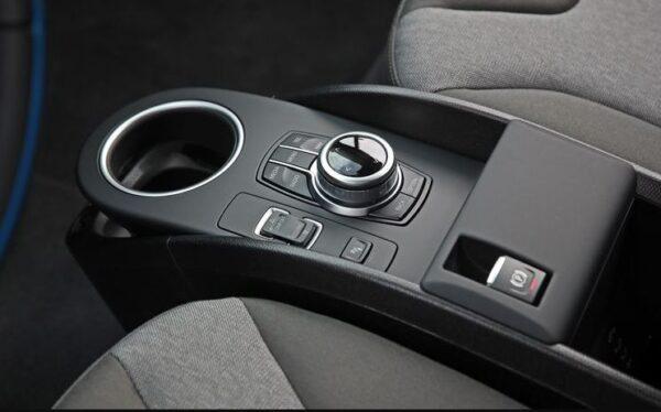 bmw i3 Rex one speed transmission view