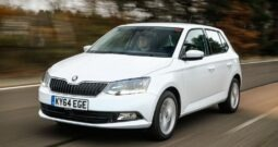 Info Skoda Fabia SE 2020 United Kingdom