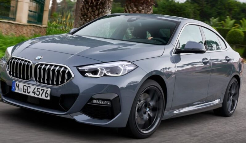 BMW 2 Series Gran Coupe 1st Generation feature image