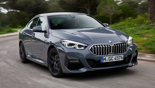 BMW 2 Series Gran Coupe 1st Generation front view