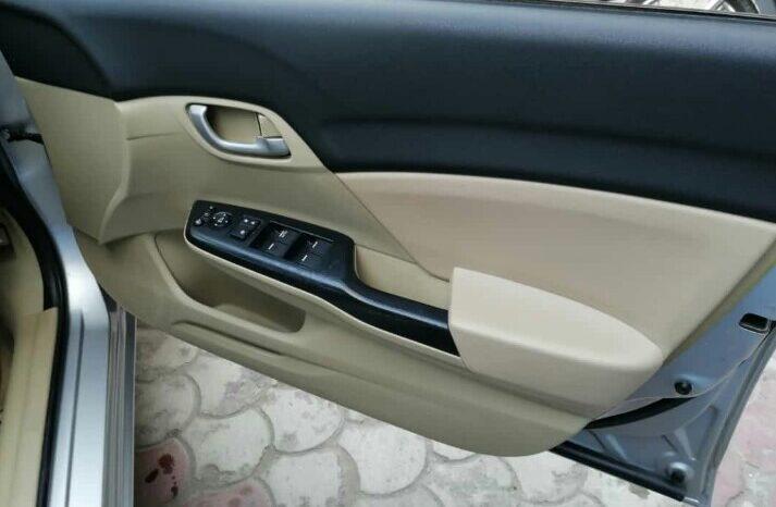 Certified Used Honda Civic Oriel 1.8 i-VTEC CVT For Sale in Lahore, Pakistan full