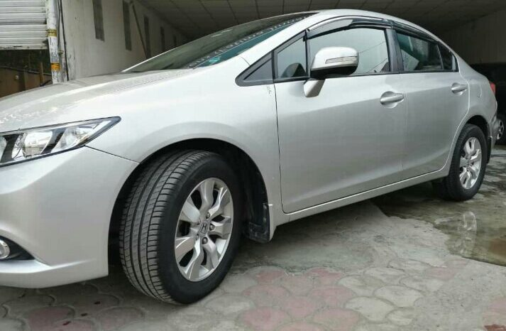 Certified Used Total genuine Honda Civic 2015 VTI oriel for Sale in Lahore Pakistan 2