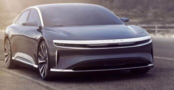 Lucid Air All Electric Alternative to Tesla