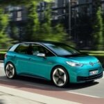 Volkswagen ID.3 Electric sets New Range Record of 531 km on Single Charge that will give tough competition to Competitors