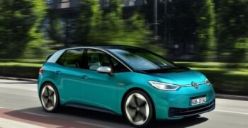 Volkswagen ID.3 Electric sets New Range Record of 531 km on Single Charge