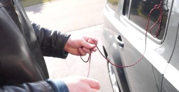 methods to unlocking the car if keys lost