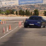 Porsche Taycan Couldn't able to beat Tesla Model 3 in Moose Test