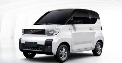 2020 Hongguang MINI EV feature image