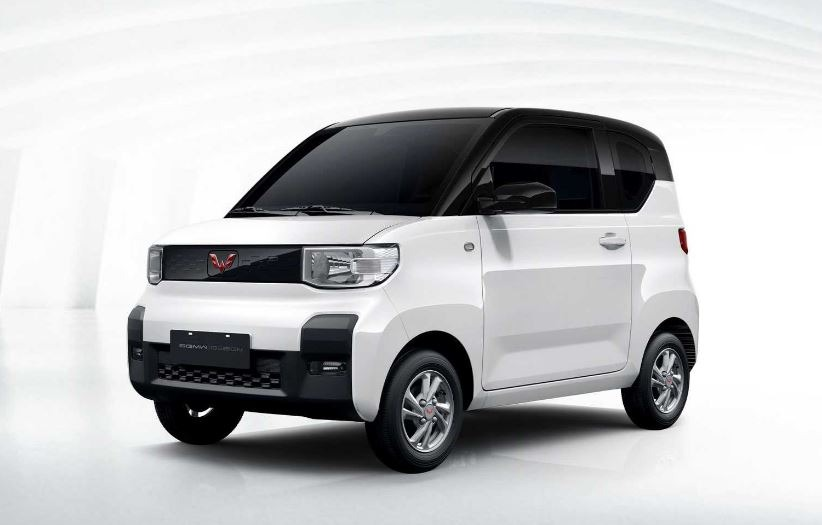 2020 Hongguang MINI EV feature image
