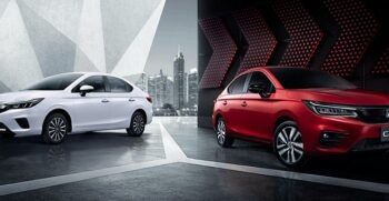 7th Generation Honda City is coming to Pakistan