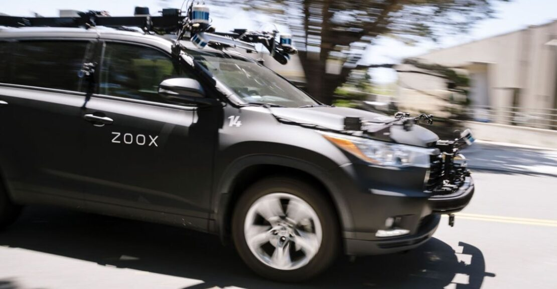 Amazon owned Startup Zoox Robotaxi Allowed to Test in California
