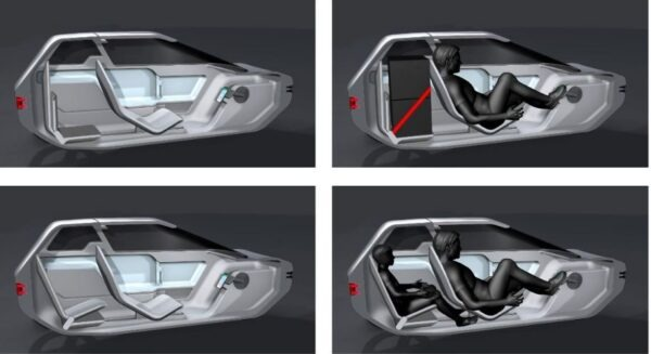 Canyon Capsule Revolutionary e bike car concept complete overview