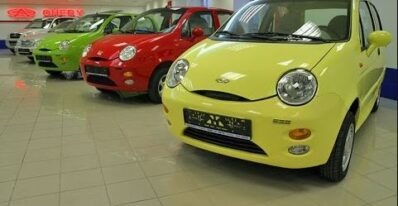 Chery QQ may be the Replacement of Bravo by United Company