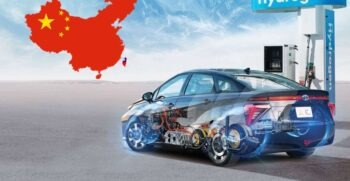Hydrogen fuel cell adoption in China fast Track for Hydrogen powered cars