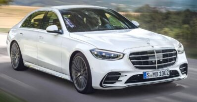 Mercedes Benz S Class Launched in Germany and Available for pre bookings