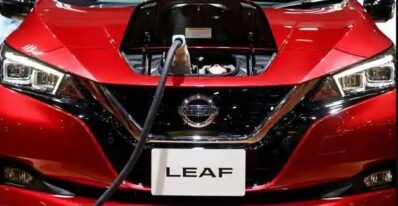 Nissan Leaf Achieved the Milestone of Half Million on completing its Decade